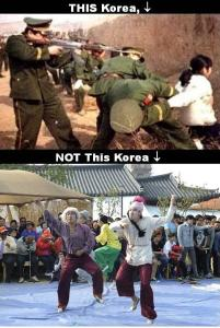 THIS Korea, NOT This Korea