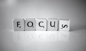 Focus Scrabble