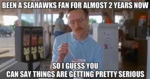 Seahawks Bandwagon Meme