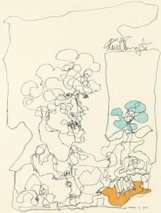 From Kurt Vonnegut: Drawings